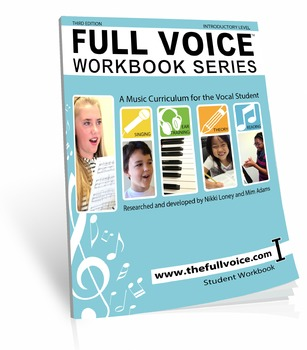 FULL VOICE Workbook - Introductory Level