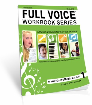 FULL VOICE Workbook - Level One