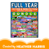 FULL YEAR: Sentence Builder BUNDLE {non-fiction MINI books}
