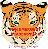 FUN EMERGENT READERS PACK! (COMMON CORE, FUN, SUPER BUY)