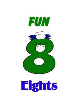 FUN Eights Games 11&12 (Fry Words 601-720)