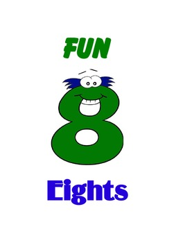 FUN Eights Games 3&4 (Fry Words 121-240)