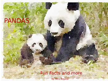FUN FACTS ABOUT PANDAS