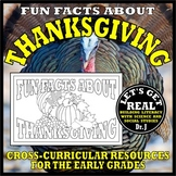 THANKSGIVING: Fun Facts About Thanksgiving