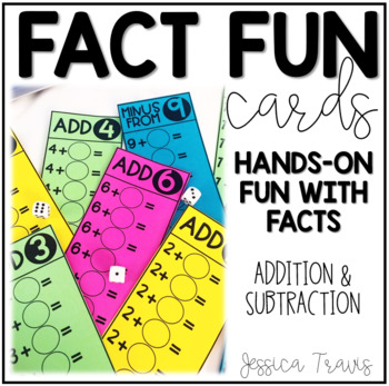 FUN Fact Cards {Addition & Subtraction}