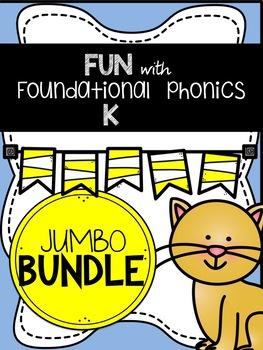 FUN Foundations  {JUMBO BUNDLE}