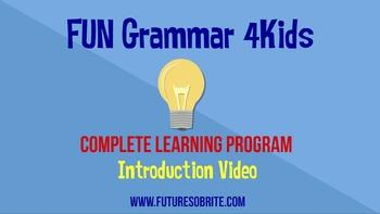 FUN Grammar 4Kids- Introduction Video