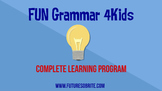 FUN Grammar 4Kids Complete Learning Program