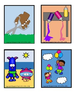 FUN HANDWRITING PRACTICE: Use 32 SILLY PICTURES to motivate writers k12345