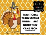 FUN History of Thanksgiving Food PowerPoint w/ 8 Hilarious