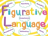 FUN INTERACTIVE FIGURATIVE LANGUAGE POWER POINT