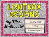 FUN Lightbox Designs