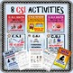 FUN MATH MEGA BUNDLE + SCIENCE ACTIVITIES: CSI, games, experiments & more!