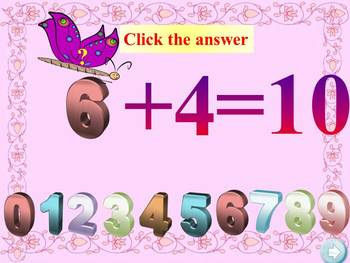 End of the year activities MATH - Addition and Subtraction - PowerPoint