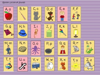 FUN PHONICS Kindergarten POWER POINT Lessons! KINDERGARTEN Unit 2, Week 2