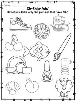 FUN phonics: Unit 4 Kindergarten