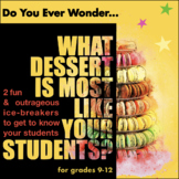"""FUN-Themed Personality Quizzes – """"Get-to-Know-You"""" Back to School"""