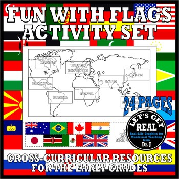 FUN WITH FLAGS Activity Set