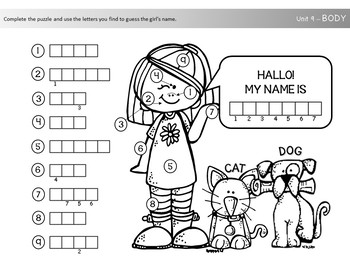 FUN WITH LUCY & FRIENDS - English exercise book