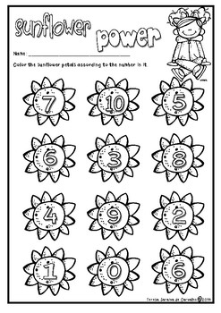 FUN WITH NUMBERS 1-10