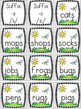Word Work - Word Sort Game