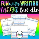 FUN with Writing BUNDLE Work on Writing Center Activities