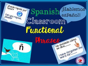 FUNCTIONAL CHUNKS FOR THE SPANISH CLASSROOM