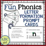 FUNDATIONS Letter Formation Guides
