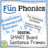 Fundationally FUN PHONICS Smart Board Sentence Frames