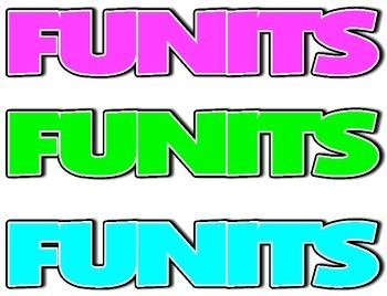 FUNITS Headers