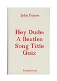 FUNNY BEATLES SONG TITLE QUIZ
