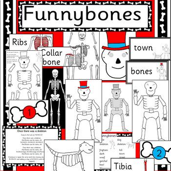 FUNNYBONES book study