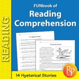 Reading Comprehension: FUNbook of Clever & Commical Reading Passages