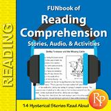 FUNbook of Reading Comprehension (Stories, Audio, & Activities)