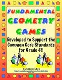 FUNdamental Geometry Games