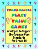 FUNdamental Place Value Games