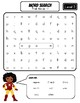 FUNdational Phonics - Trick Words Level 3 Word Searches