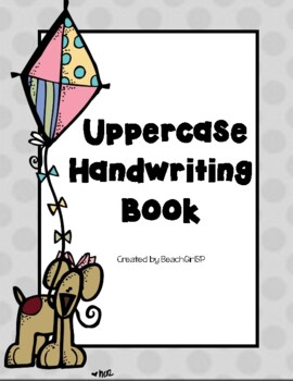 FUNdational Uppercase Handwriting Book