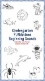 FUNdations Beginning Sounds & Matching
