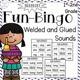 Fun-Bingo with glued and welded sounds