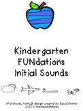 FUNdations Initial Sounds