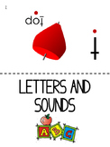 Letter Keyword Sound Book for Students (Decodables)