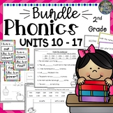 2nd Grade Phonics, Resources & Activities: Mega Bundle TWO