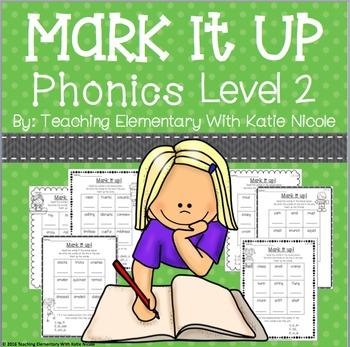Level 2: Mark it up & Trick Word Practice