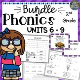 2nd Grade Phonics Mega Bundle 3
