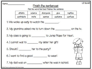 2nd Grade Phonics: Resources for silent e (v-e), compound words, & suffix 'ive'!