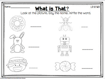 Second Grade Unit 7 Practice open syllables, 'y' as vowel & suffixes: y, ly, ty!