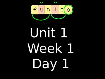 FUNdational FUNics Level 2 Unit 1 Week 1 Day 1