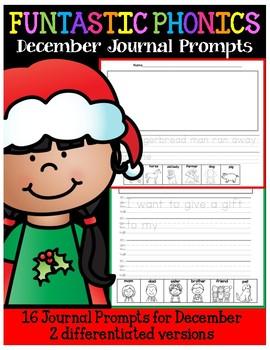FUNtastic December Journal Prompts