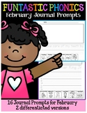 FUNtastic February Journal Prompts